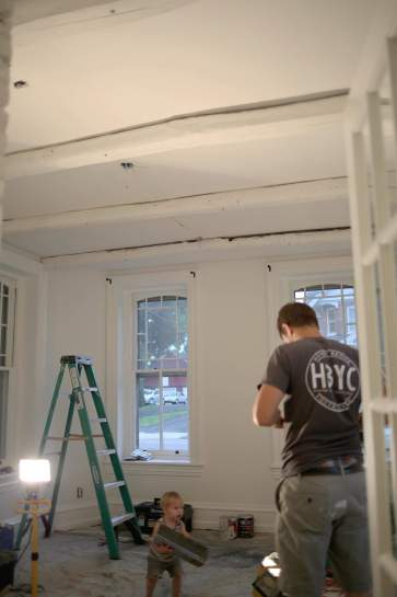 Home Office Renovation Honey Brook PA