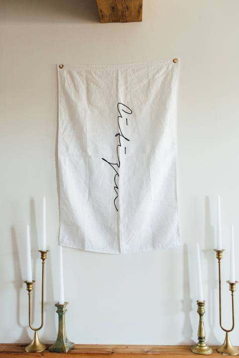 White Flag used by The Chris & Claude Co.