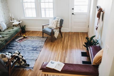 Artistically Designed Interior