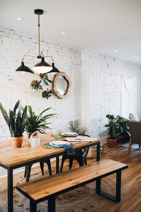 Lancaster City Dining Room