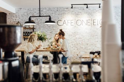 Lancaster City Coffee Shop
