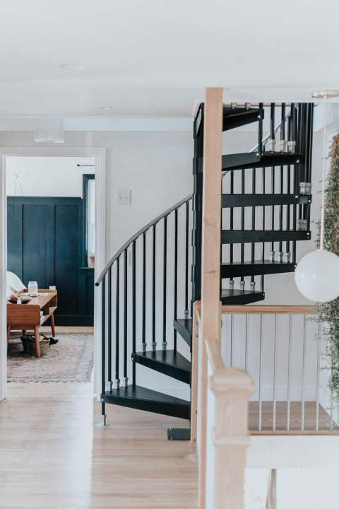 Spiral Stairs by The Chris & Claude Co.