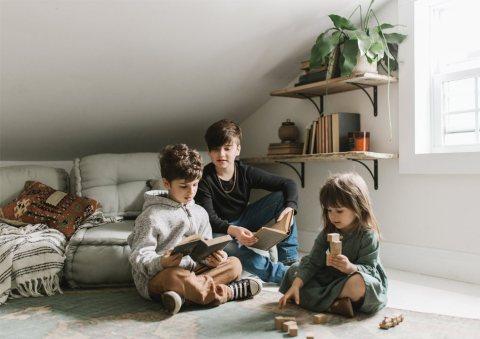 Moody European Home Photoshoot