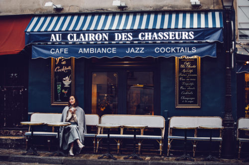Links & Things (Parisian Style)