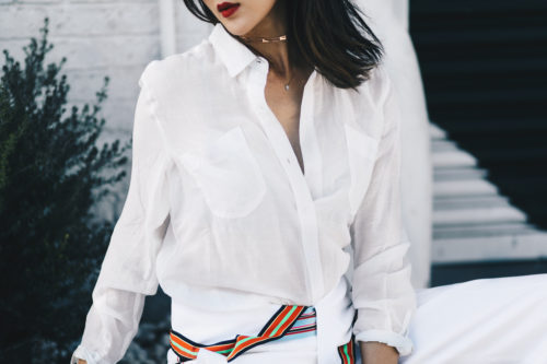 How to Look Chic at Work this Summer