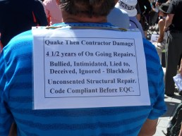 Unconsented Structural Repairs
