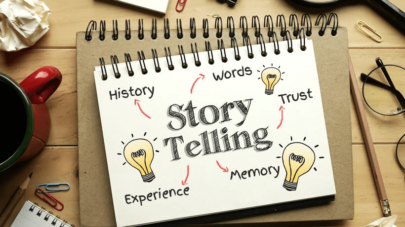 Storytelling – Lesson for Group Study