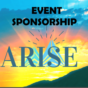 Event Sponsorship, ARISE, Kingdom Work