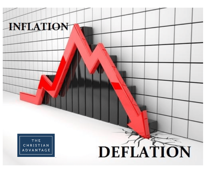 "August 28 Monthly Study: ""Inflation-Deflation"" 7:30 – 9:00 a.m."