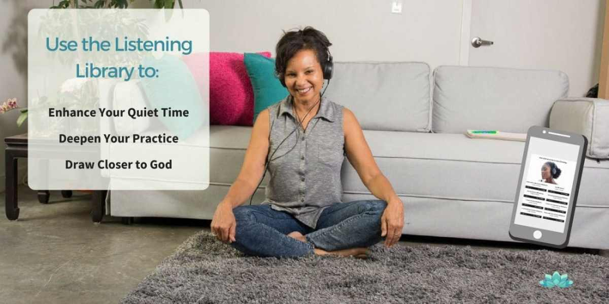 christian meditation listening  library benefits