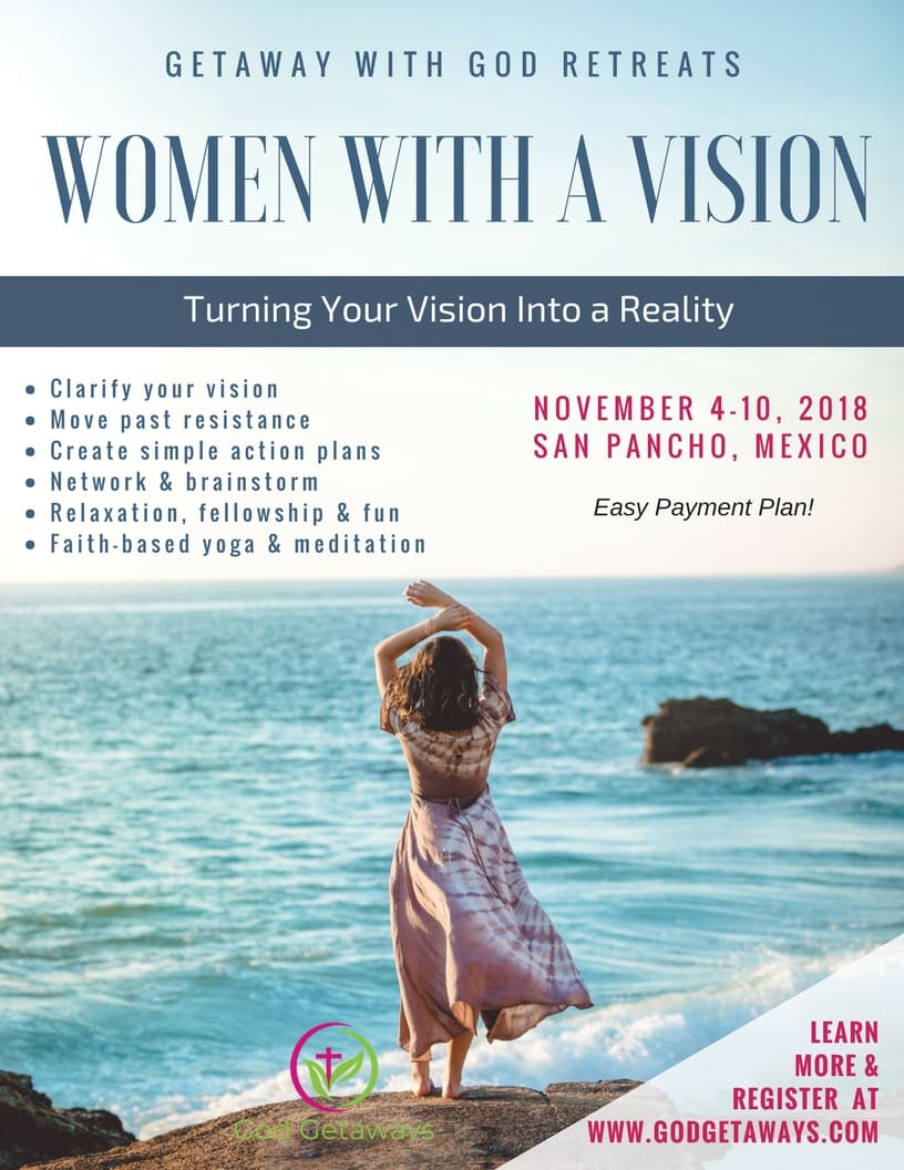 women with a vision retreat