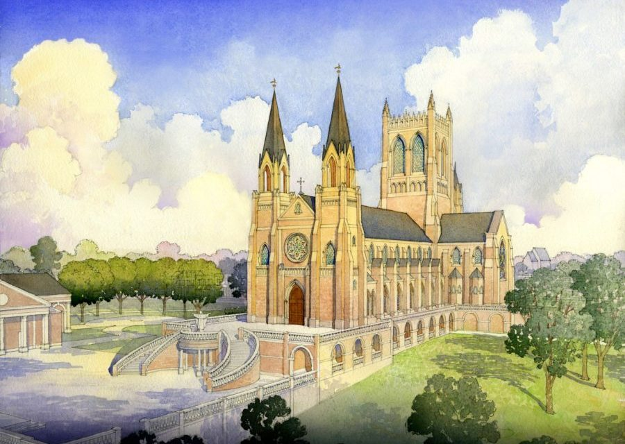 Coming Soon: 10 Beautiful Churches in the Works