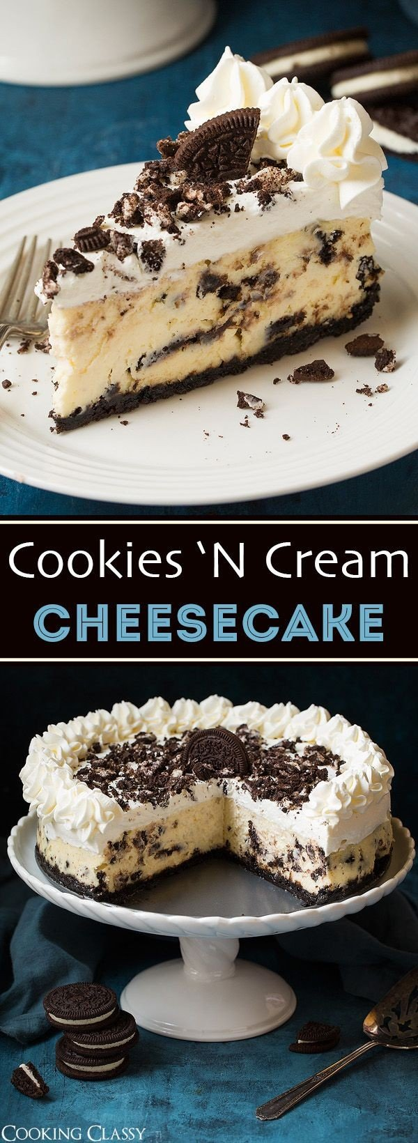 25 Mouthwatering Christmas Cheesecake Recipes