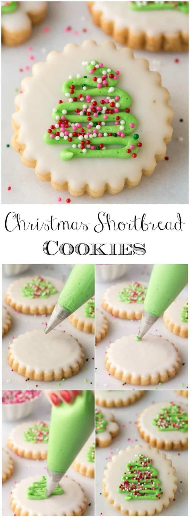 30 Christmas Cookie Recipes Quick And Easy