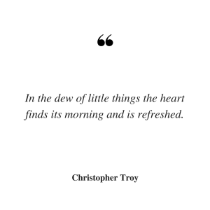 christopher troy