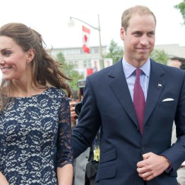 The Duke And Duchess Of Cambridge Canadian Tour - Day 1