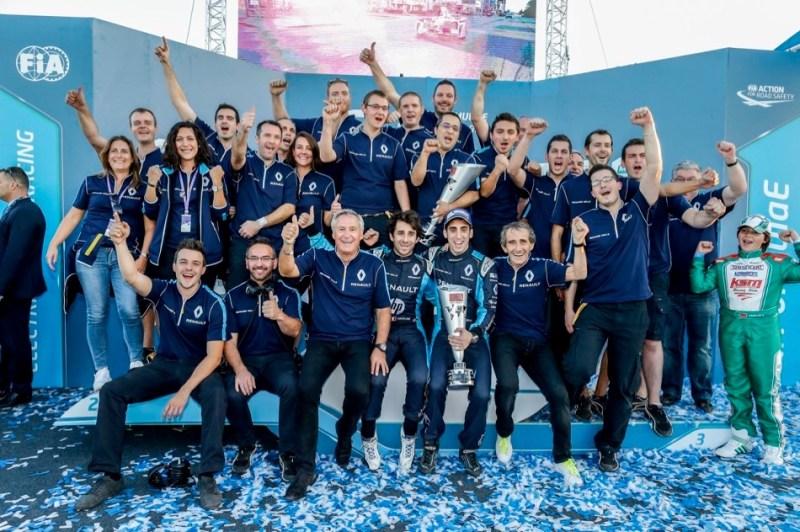 Team Renault e.dams