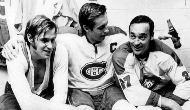 Dryden, Beliveau and Mahovlich
