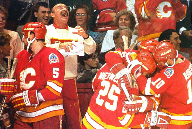 Flames 1986