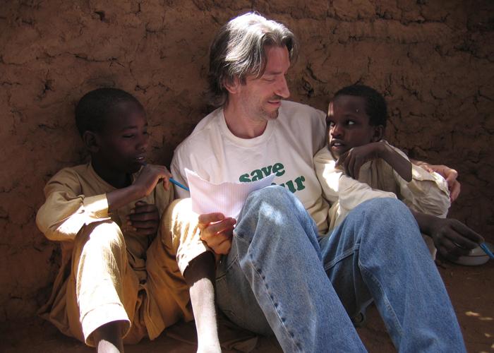 John Prendergast Africa