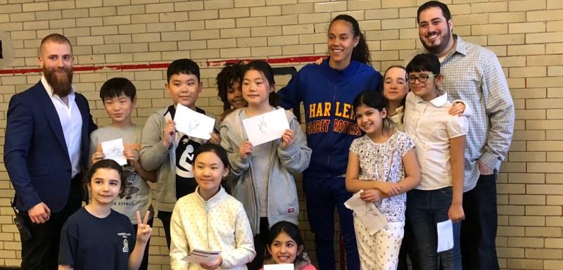 Westmount Park Elementary School with Brianna Green