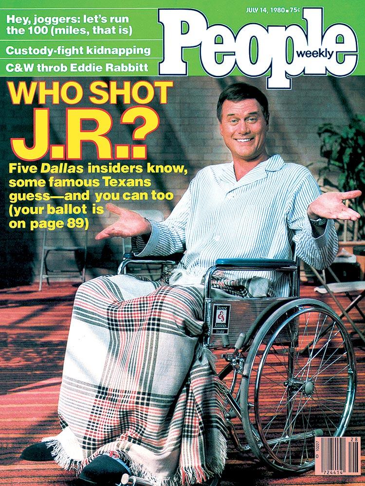 Who Shot J.R