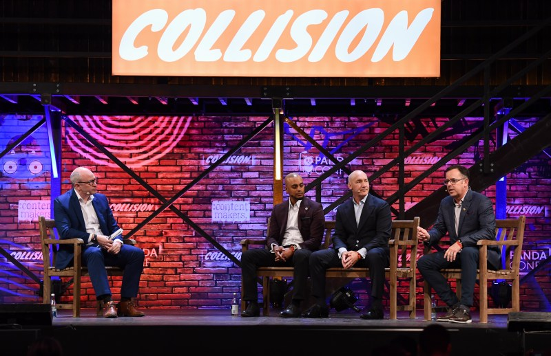Collision 2019 - Day Two