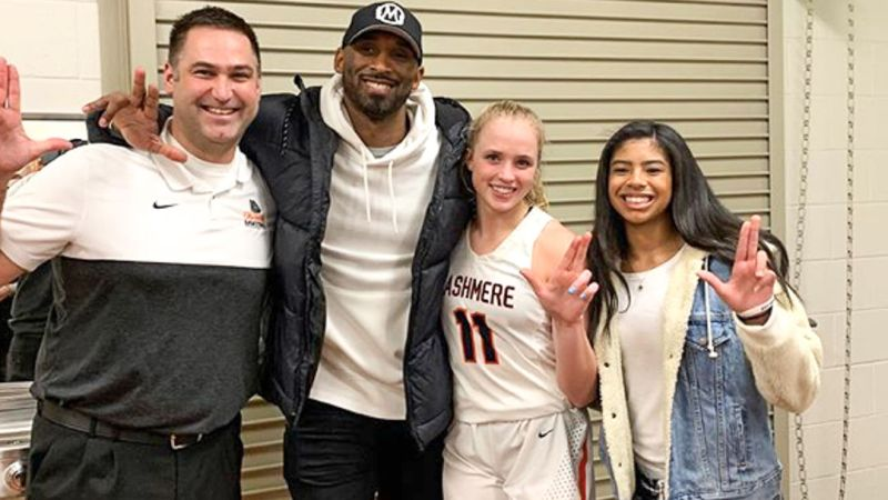 Kobe, Gigi Louisville