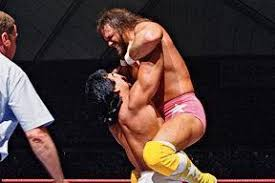 Macho Man vs Ricky Steamboat