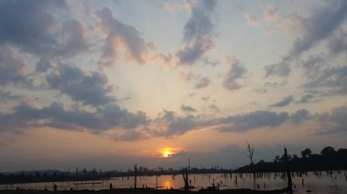 Sunset Tha Lang