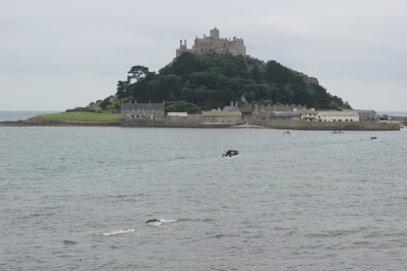 St. Michael on the mount