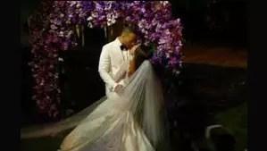 """Meagan Good and DeVon Franklin Marry"""