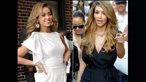 """""""Beyonce and Kim Kardashian"""""""