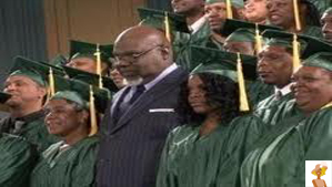 T.D. Jakes and staff win Emmy
