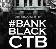 black bank deposits up