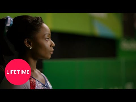 Lifetime Releases Trailer For 'The Simone Biles Story'
