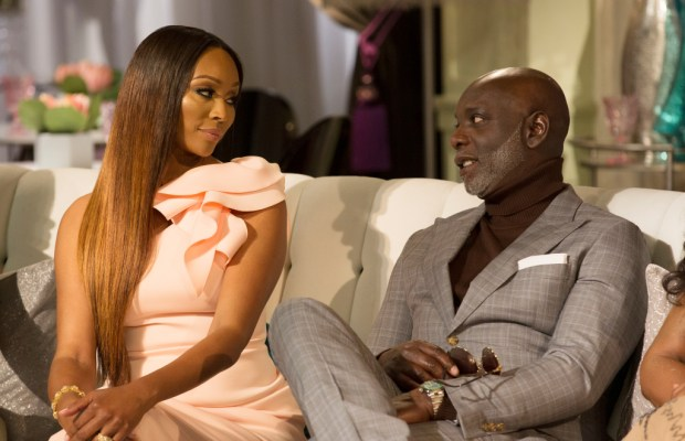 RHOA's Peter Thomas Debuts New Girlfriend [PICS]
