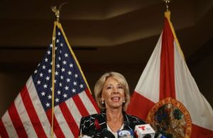 Betsy DeVos Parkland High School Visit Doesn't Go Well