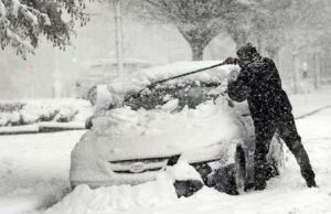 East Coast Digs Out After Powerful Storm