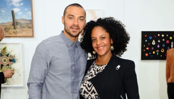 Jesse Williams' Ex Wants More Than The $50k She Gets In Child Support