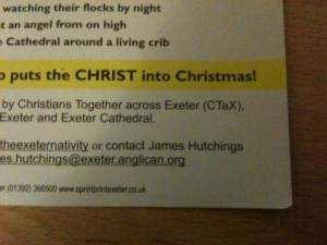 Christians Together Across Exeter