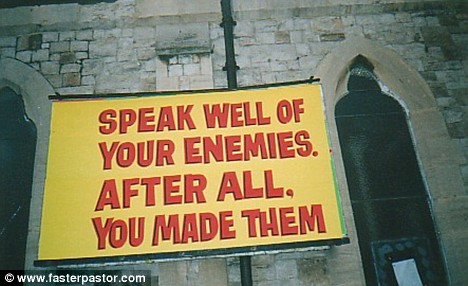 Church-Sign-Speak-Well-of-your-enemies