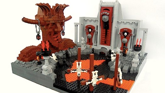 Welcome to Lego Hell?