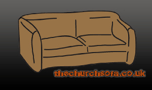 church Sofa