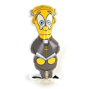 Inflatable Vicar Priest - Perfect Christmas gift for Churches