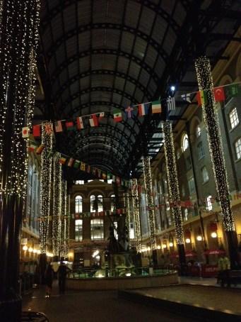 Hays Galleria in London Bridge