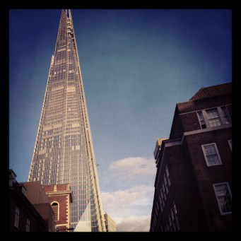 Another view of The Shard
