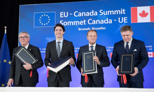The challenges of federalism to Canada's international trade relations: The Canada–European Union Comprehensive Economic and Trade Agreement