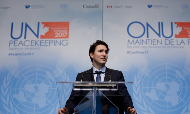 Canada's Accidental Global Leadership