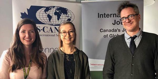 International Journal Essay Prize Winner Announced